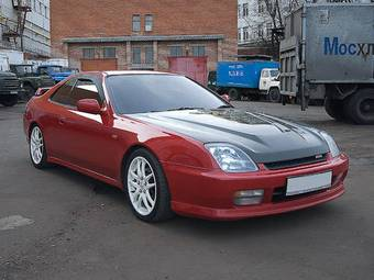 2000 Honda Prelude Photos, 2.2, Gasoline, FF, Manual For Sale