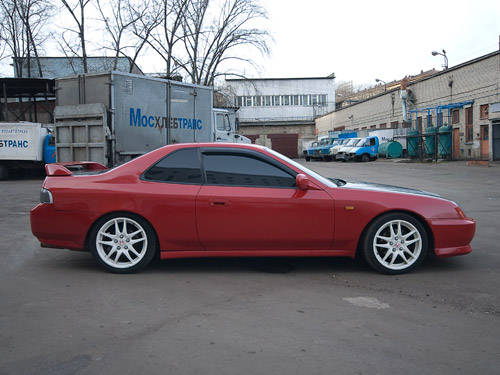 2000 Honda Prelude Photos, 2200cc., Gasoline, FF, Manual For Sale