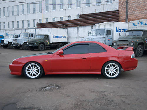 2000 Honda Prelude Wallpapers, 2.2l., Gasoline, FF, Manual For Sale