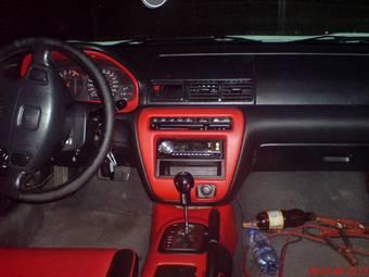 2001 Honda Prelude Pictures, 2.2l., Gasoline, FF, Automatic For Sale