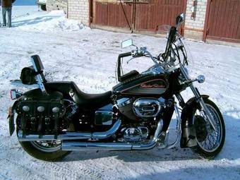2001 Honda Shadow 750 Pictures, 0.8l. For Sale