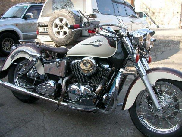 1999 Honda Shadow American Classic Edition For Sale 750cc For Sale