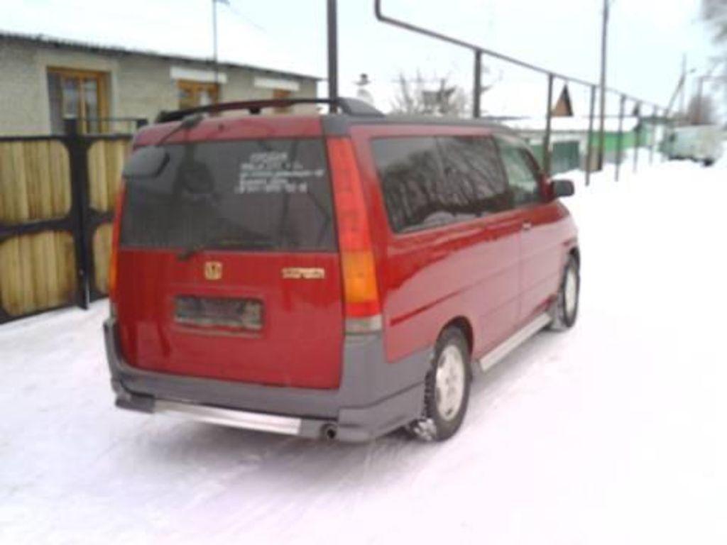 1996 Honda Stepwgn specs, Engine size 2000cm3, Fuel type ...