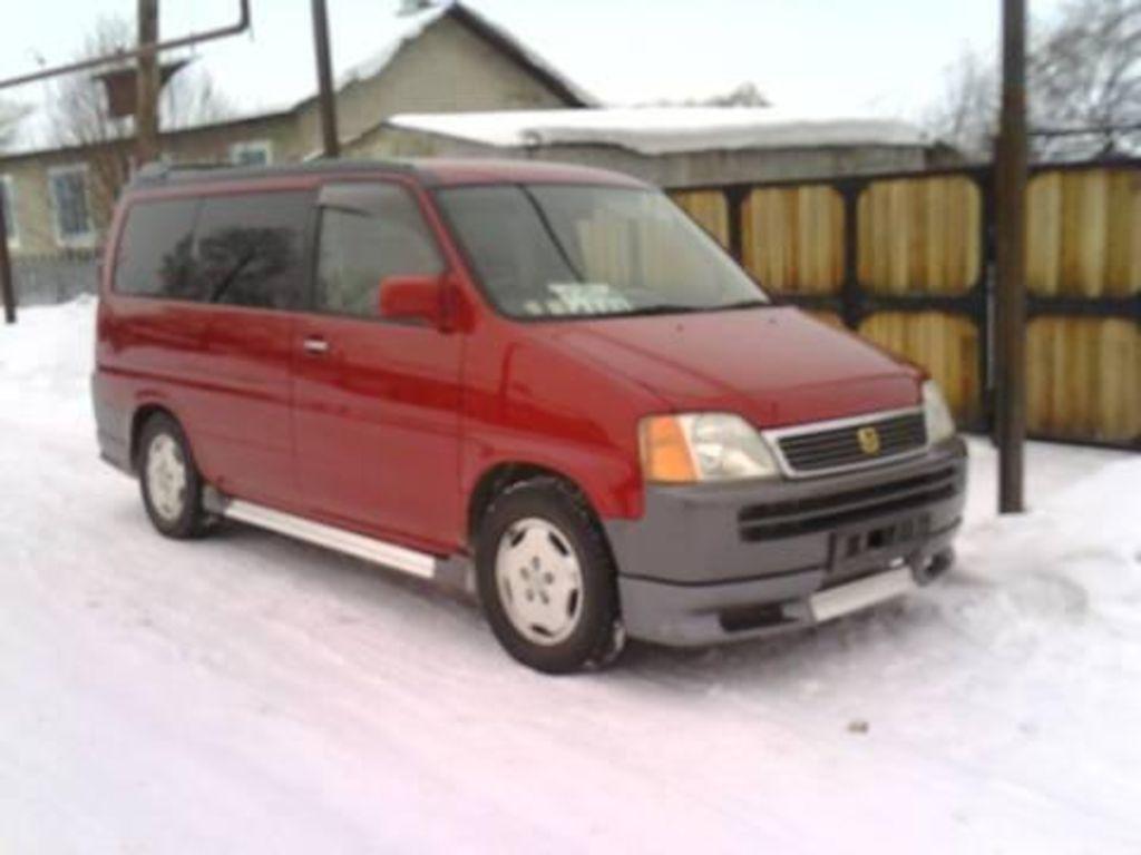 1996 Honda Stepwgn Pictures, 2000cc., Gasoline, Automatic ...
