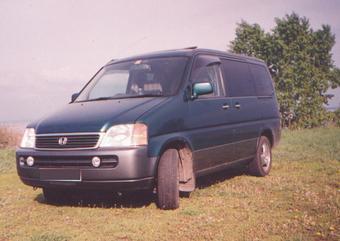 1996 Honda Stepwgn For Sale, 2.0, Gasoline, FF, Automatic ...