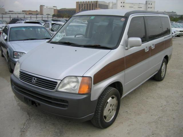 1996 Honda Stepwgn Pictures
