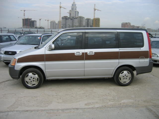 1996 Honda Stepwgn specs: mpg, towing capacity, size, photos