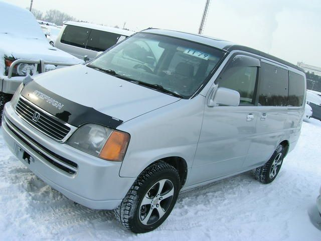 1998 Honda Stepwgn specs: mpg, towing capacity, size, photos