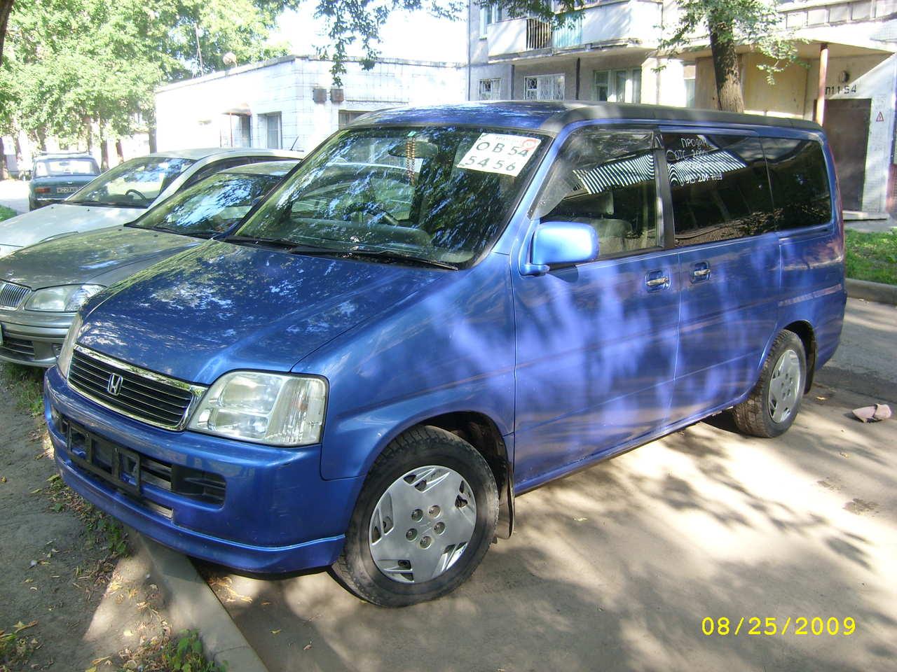 Used 2000 Honda Stepwgn Photos, 2000cc., Gasoline, FF ...