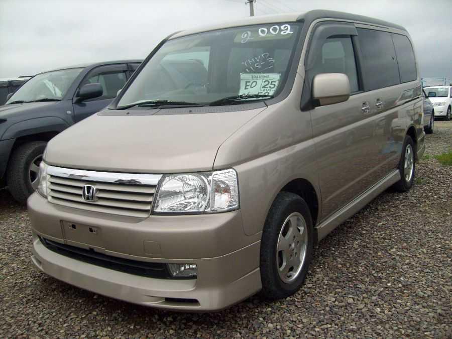 2002 Honda Stepwgn For Sale, 2000cc., Gasoline, FF, Automatic For Sale