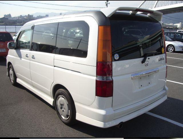 2002 Honda Stepwgn specs, Engine size 2.0l., Fuel type ...