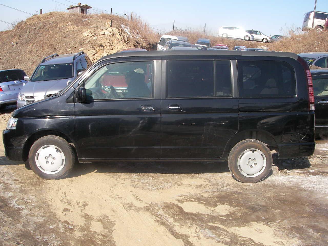 2003 Honda Stepwgn specs, Engine size 2.0, Fuel type Gasoline, Drive wheels 4WD, Transmission ...