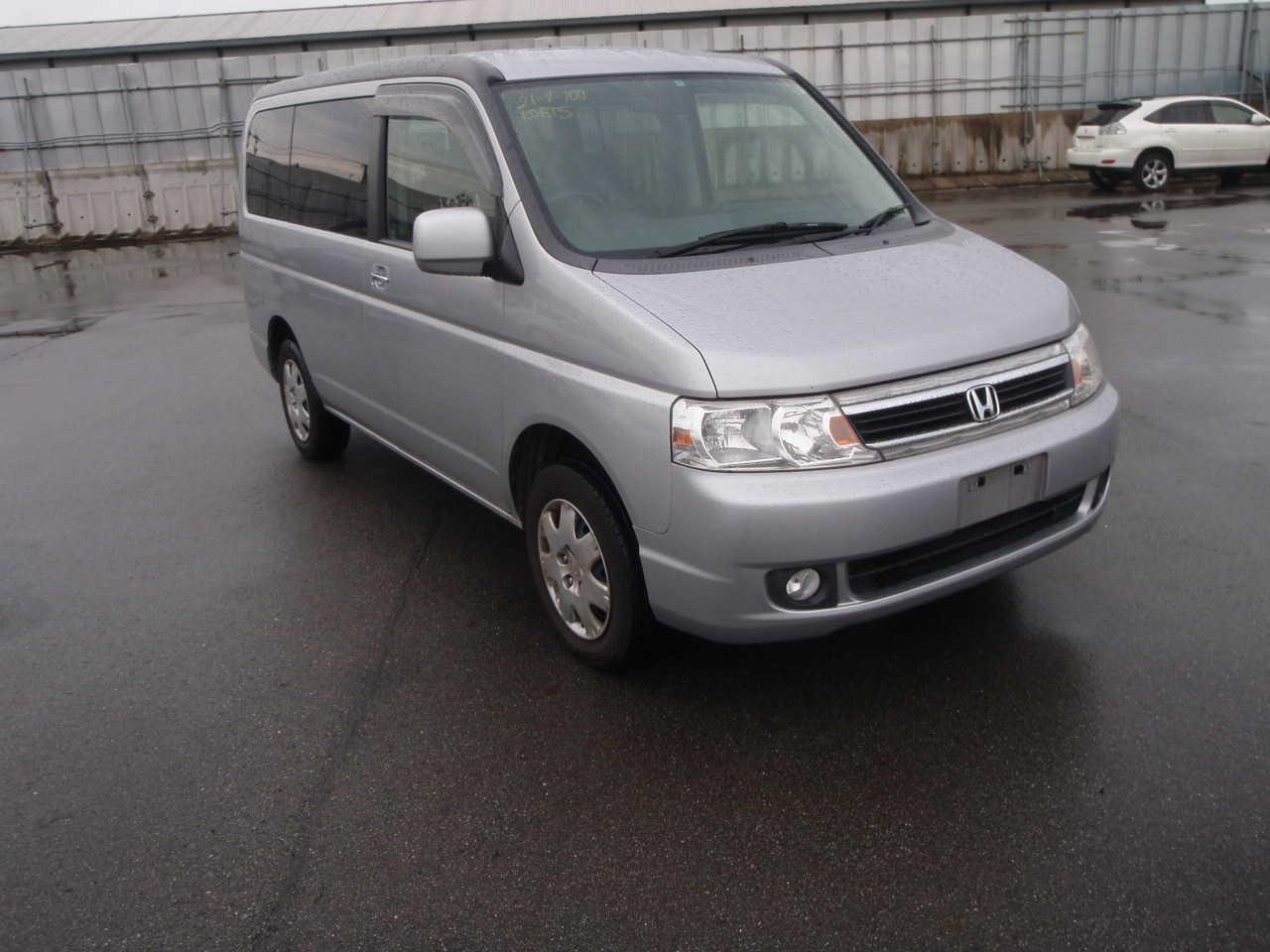 2004 Honda Stepwgn Photos, 2.0, Gasoline, Automatic For Sale