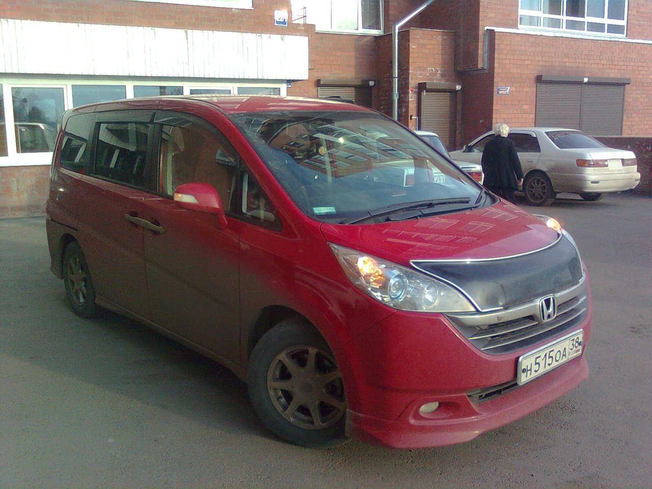 2005 Honda Stepwgn Pics, Gasoline, FF, Automatic For Sale