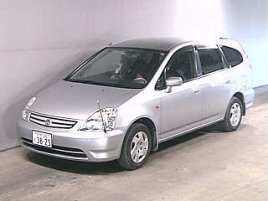 2002 Honda Stream Pictures