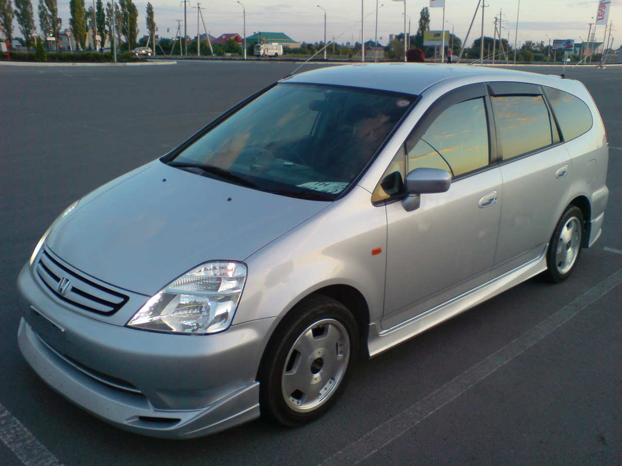 2002 Honda Stream Photos, 1.7, Gasoline, FF, Automatic For ...