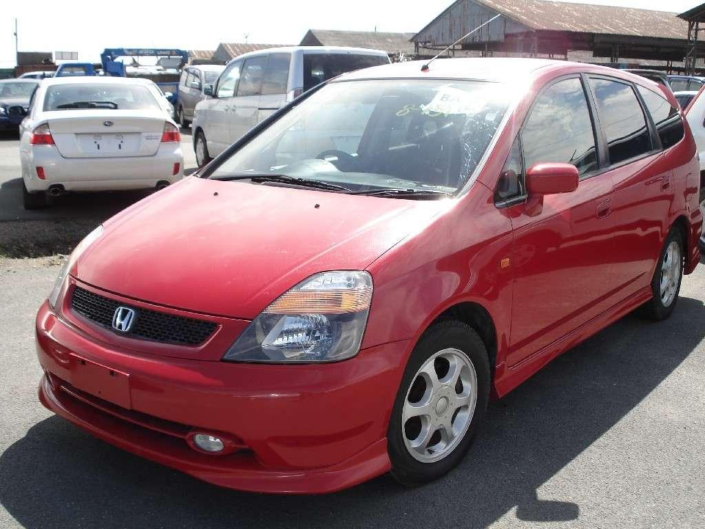 2002 Honda Stream Pictures, 2.0l., Gasoline, FF, Automatic ...