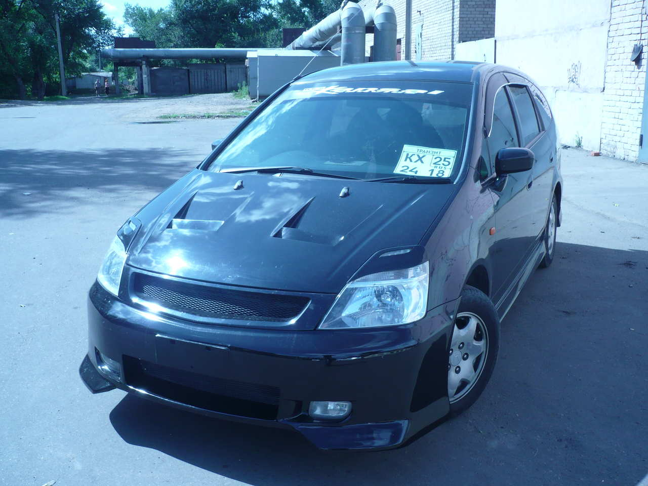 2002 Honda Stream For Sale, 1.7, Gasoline, FF, Automatic ...