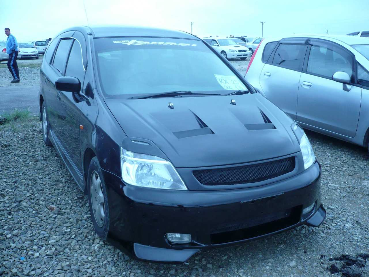 Used 2002 Honda Stream Photos, 1700cc., Gasoline, FF ...