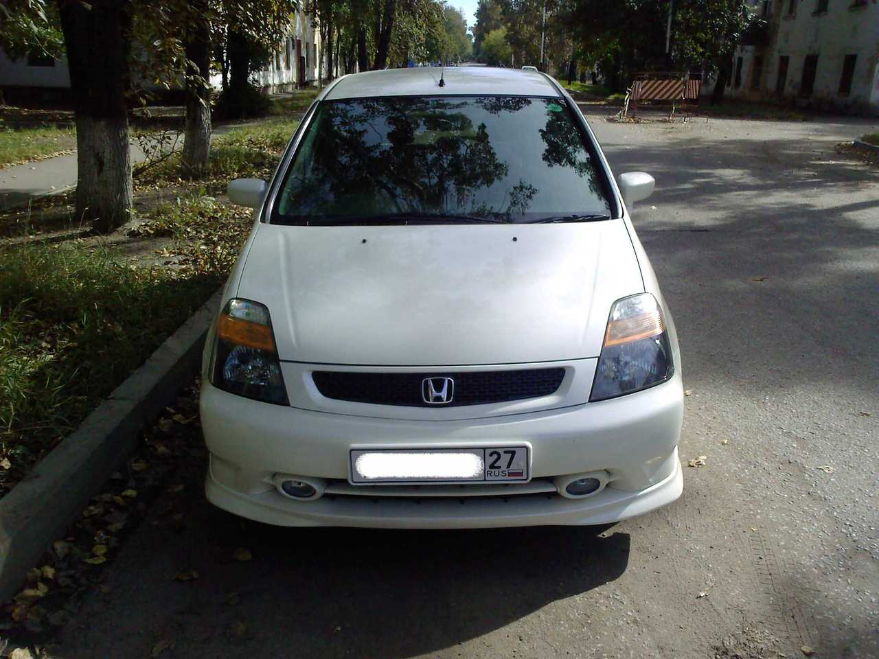 2002 Honda Stream For Sale, 2000cc., Gasoline, FF ...