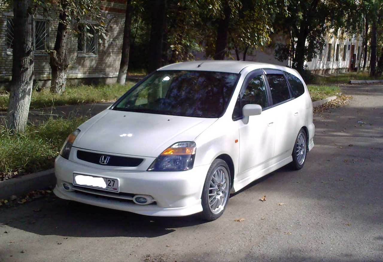 Used 2002 Honda Stream Photos, 2000cc., Gasoline, FF ...