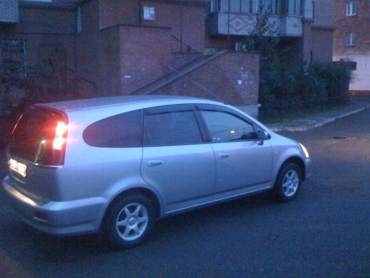 2002 Honda Stream Pics, 1.7, Gasoline, Automatic For Sale