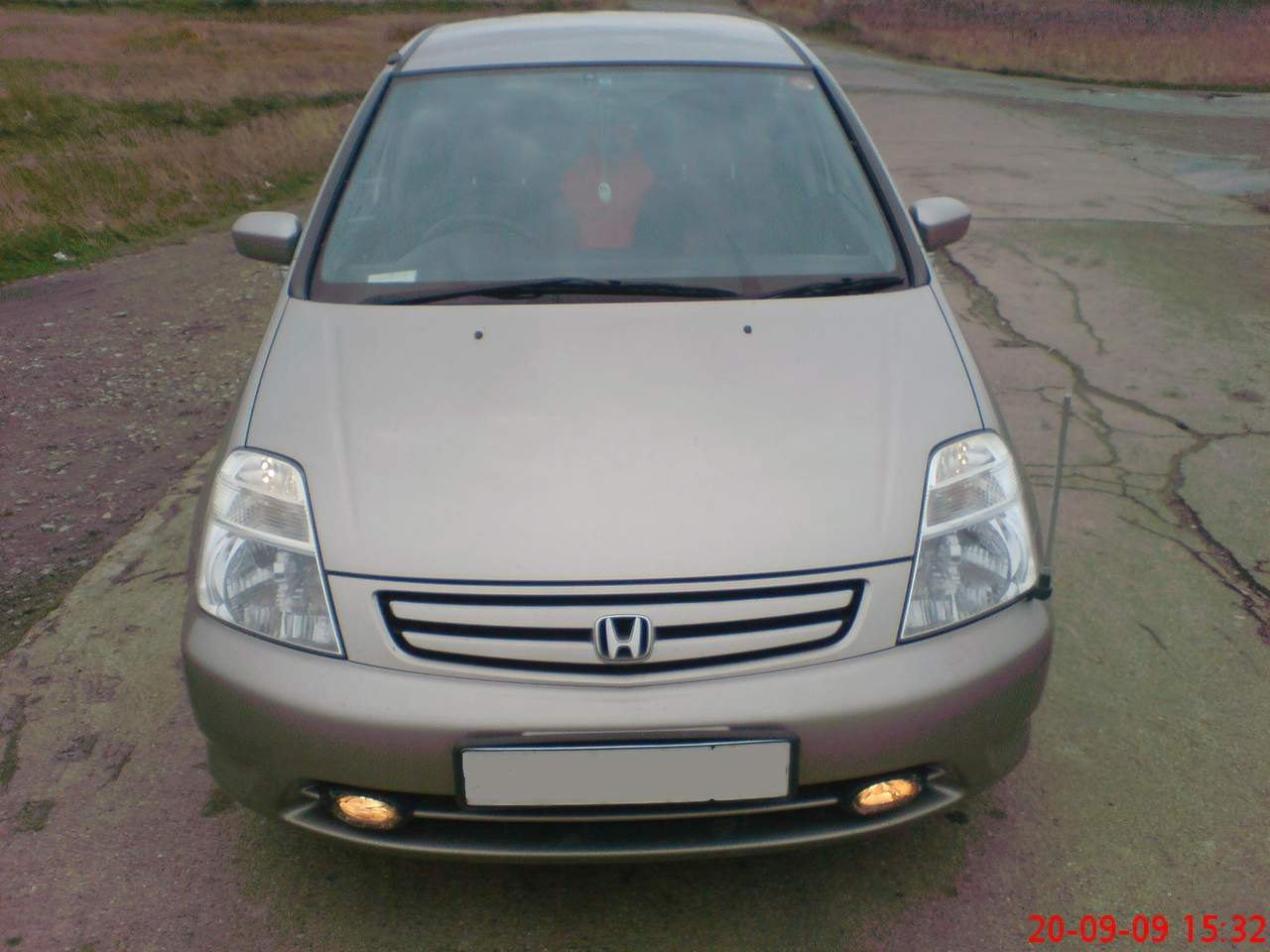2002 Honda Stream Photos, Gasoline, Automatic For Sale