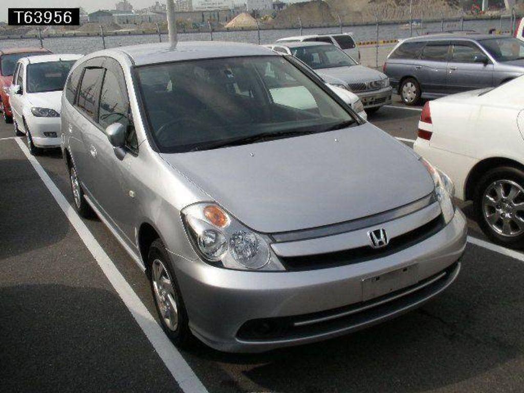 Хонда стрим 2003 фото