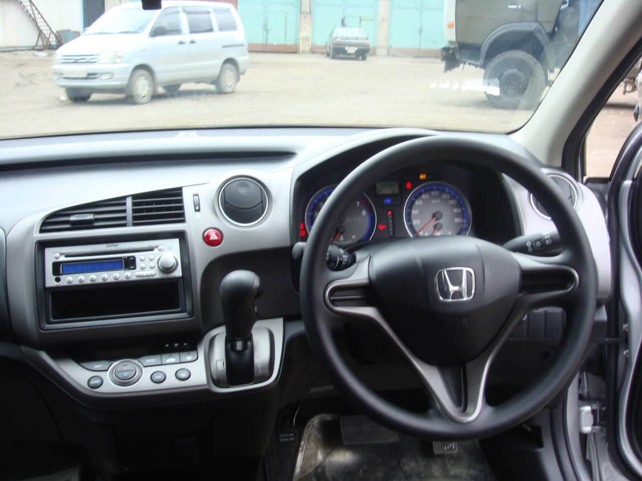 2008 Honda Stream For Sale