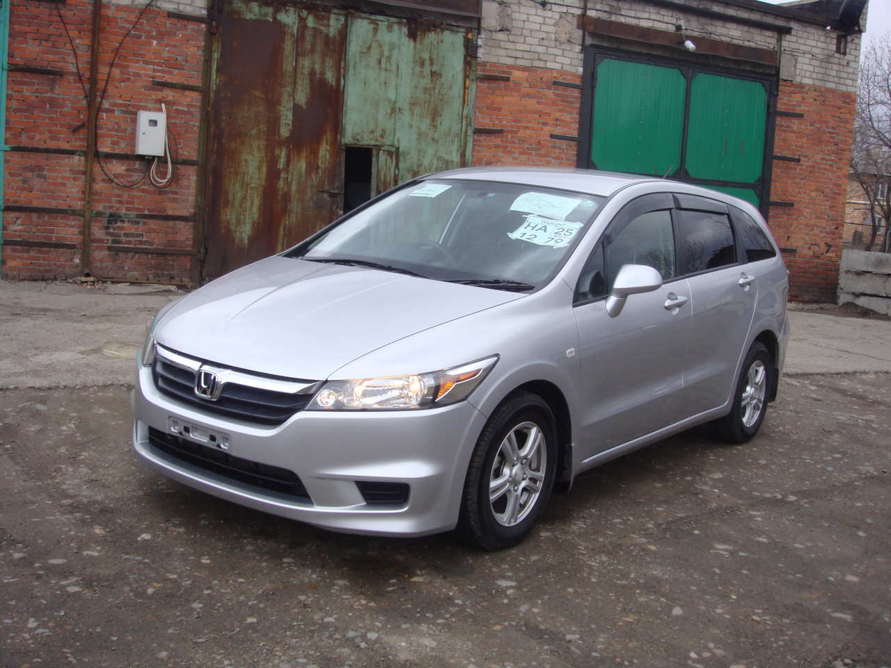 Photo #1 - Enlarge photo 1280x960 2008 Honda Stream Photos