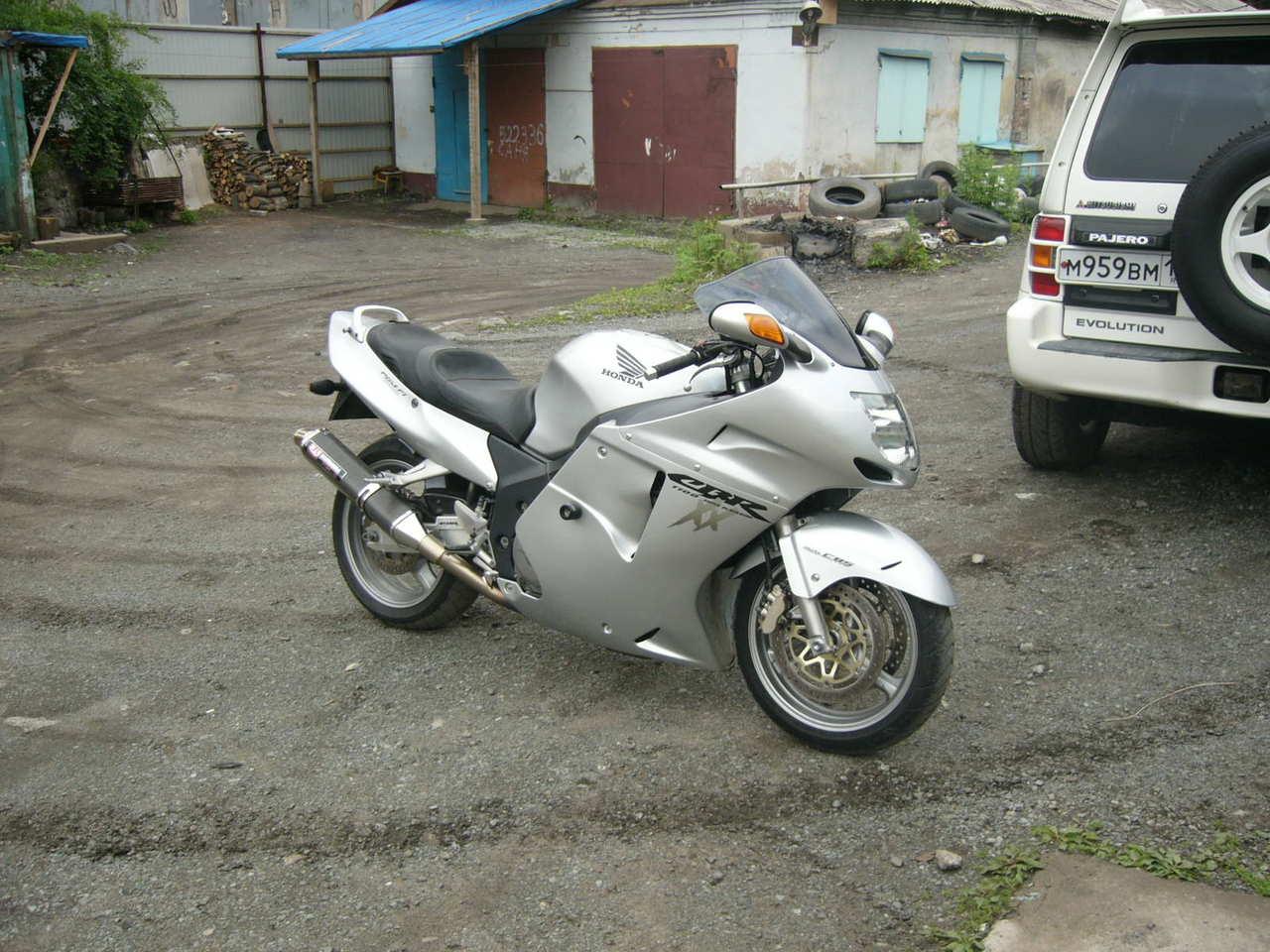 2002 Honda Super Blackbird Pictures, 1100cc. For Sale