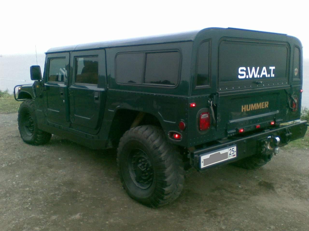 1993 Hummer h1 Alpha Images