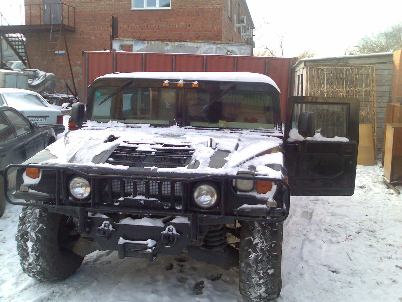 Used 122 Hummer H12 Alpha Photos, 12cc., Diesel, Automatic ... | cheap hummers for sale used
