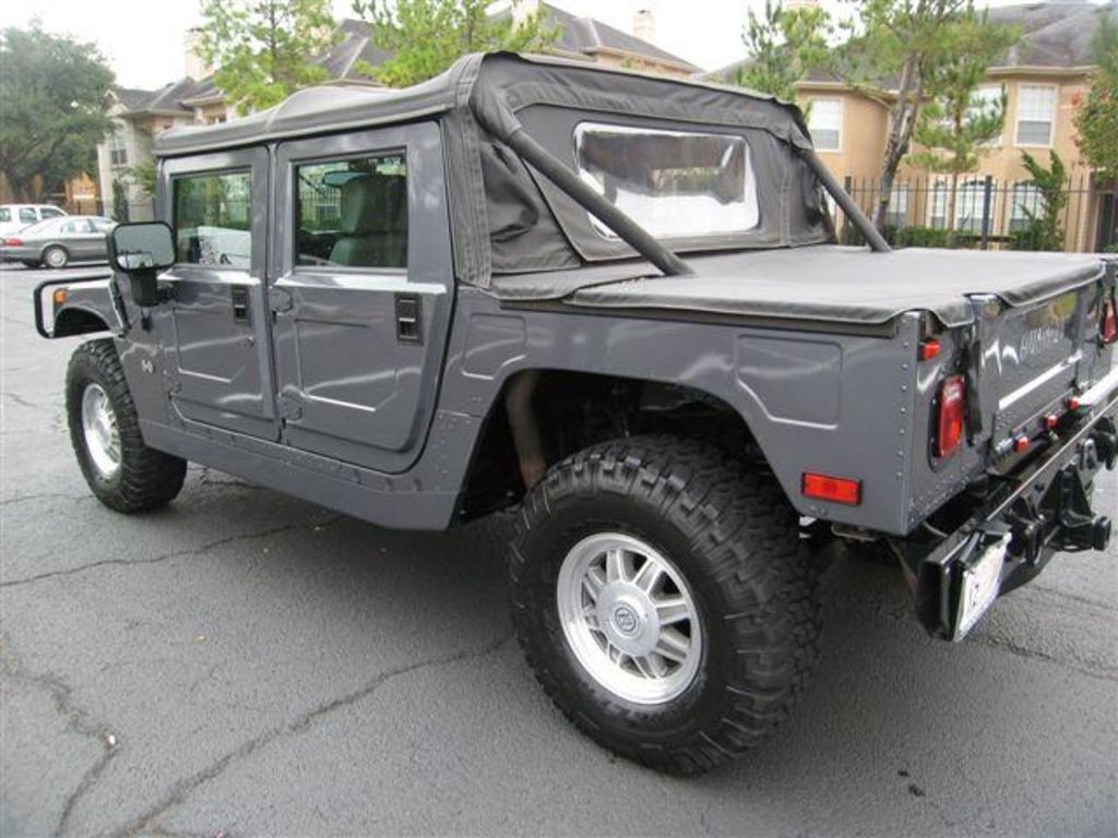 2003 hummer h1 alpha for sale. Black Bedroom Furniture Sets. Home Design Ideas
