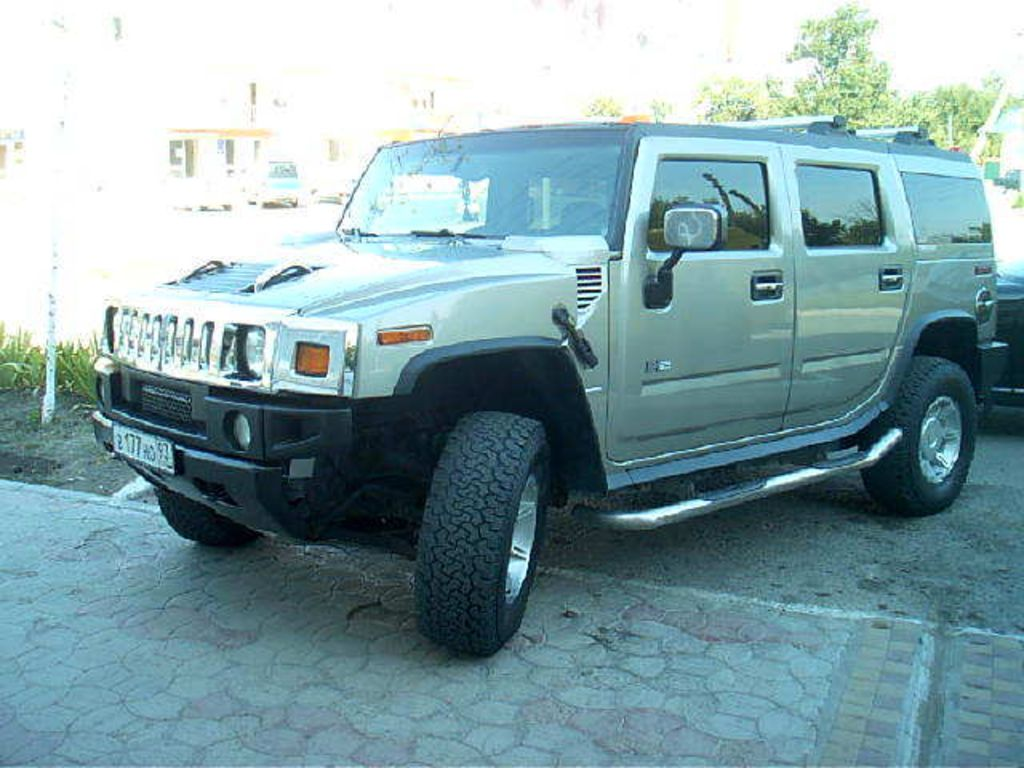 2003 hummer h2 pictures for sale. Black Bedroom Furniture Sets. Home Design Ideas