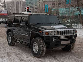 2005 Hummer H2 Pictures