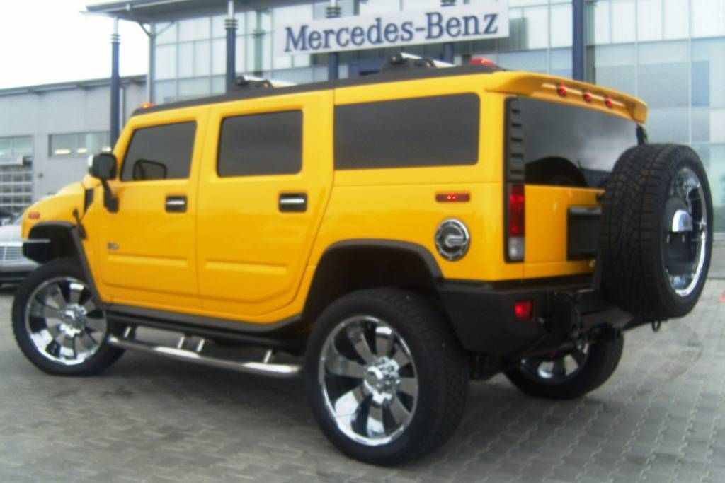 2005 Hummer H2 Wallpapers