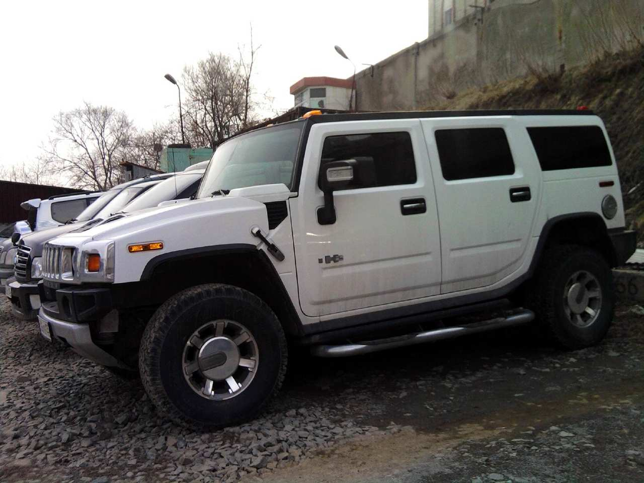 used 2008 hummer h2 photos 6200cc gasoline automatic for sale. Black Bedroom Furniture Sets. Home Design Ideas