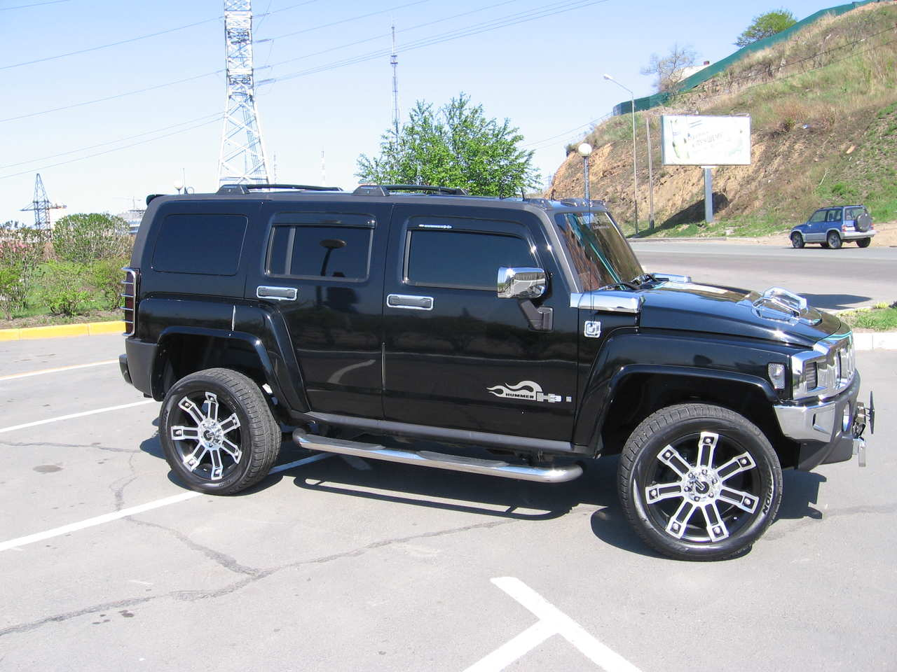 2006 Hummer H3 Pictures 3 5l Gasoline Automatic For Sale