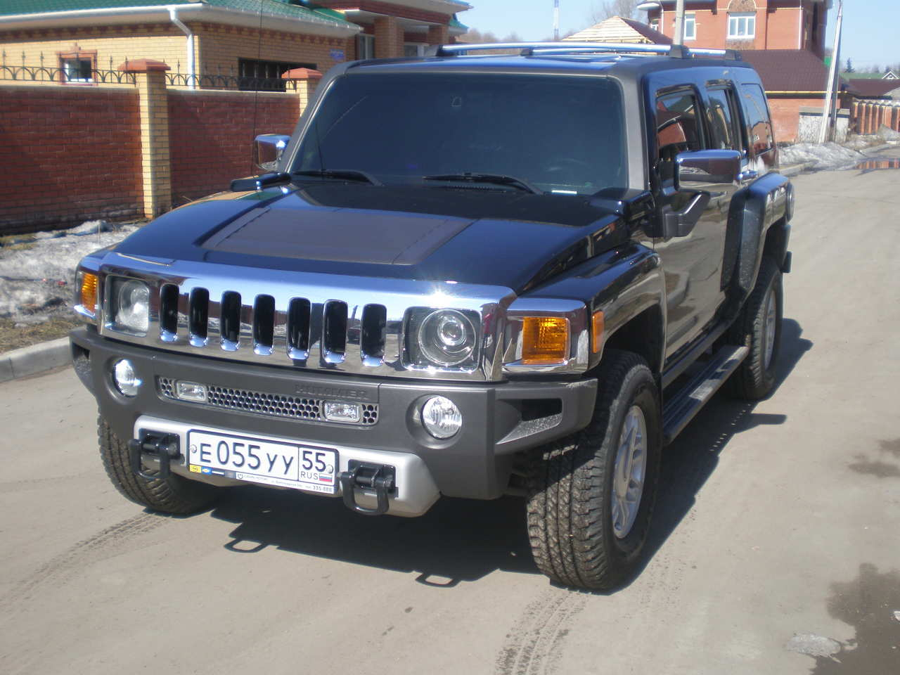 used 2008 hummer h3 photos 3700cc gasoline automatic. Black Bedroom Furniture Sets. Home Design Ideas