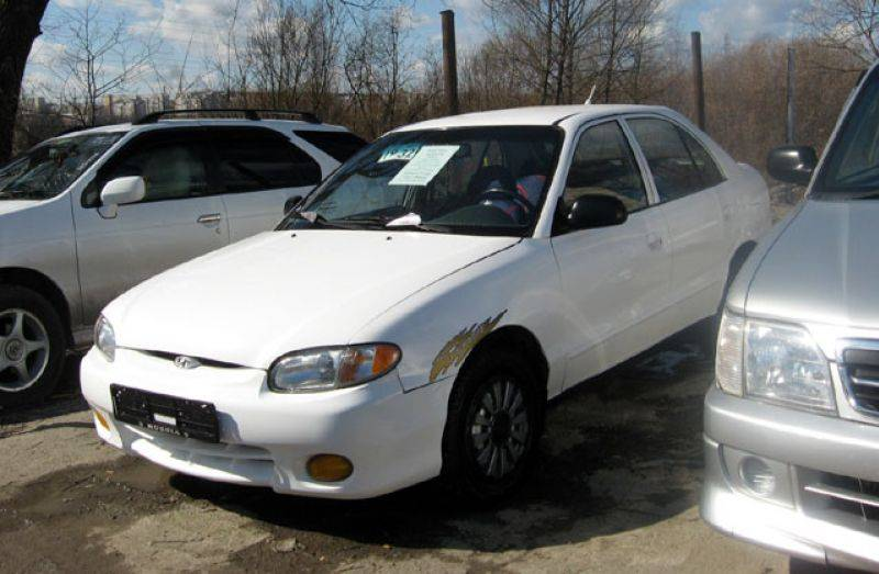 1998 hyundai accent pictures 1500cc gasoline manual. Black Bedroom Furniture Sets. Home Design Ideas