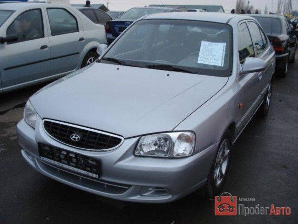 2002 Hyundai Accent For Sale