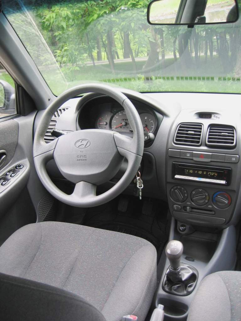 Used car | hyundai accent costa rica 2002 | euro accent manual.
