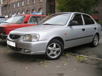 2004 hyundai accent photos 1 5 gasoline ff manual for sale. Black Bedroom Furniture Sets. Home Design Ideas