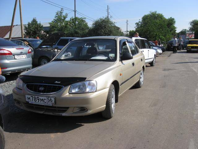 2004 hyundai accent pics 1 6 gasoline ff manual for sale. Black Bedroom Furniture Sets. Home Design Ideas