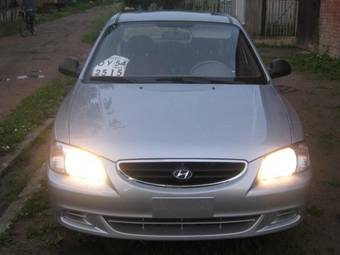 2007 hyundai accent for sale 1 5 gasoline ff manual. Black Bedroom Furniture Sets. Home Design Ideas