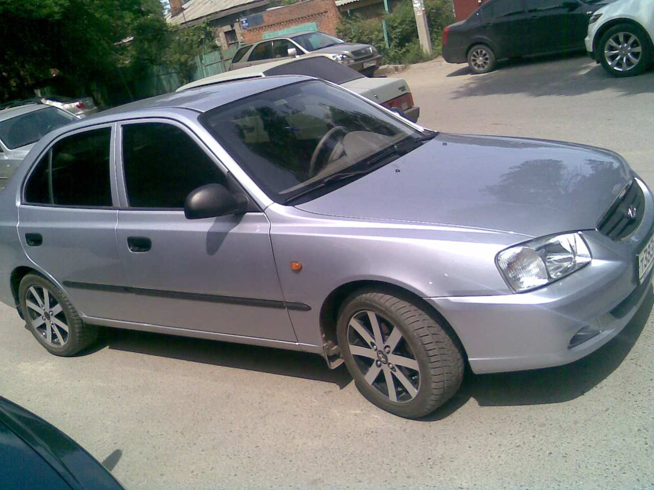 2008 Hyundai Accent Pictures, 1500cc., Gasoline, FF, Manual For Sale