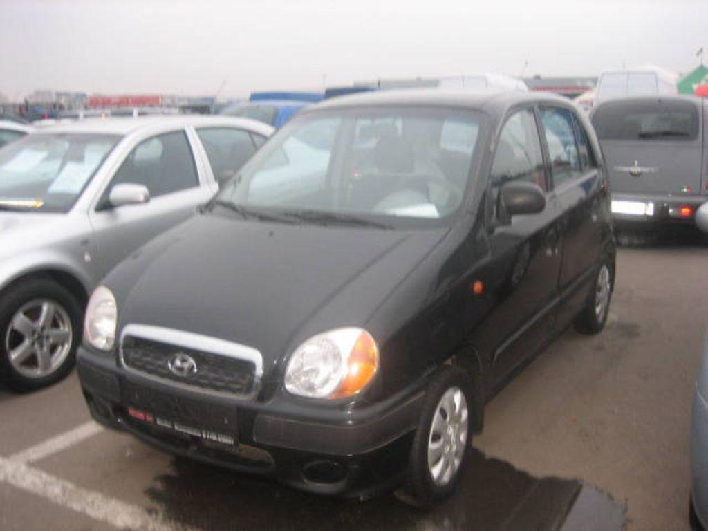 2002 Hyundai ATOS