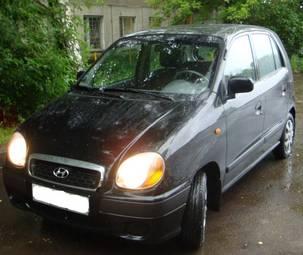 2002 Hyundai Atos Photos 1 0 Gasoline Ff Manual For Sale