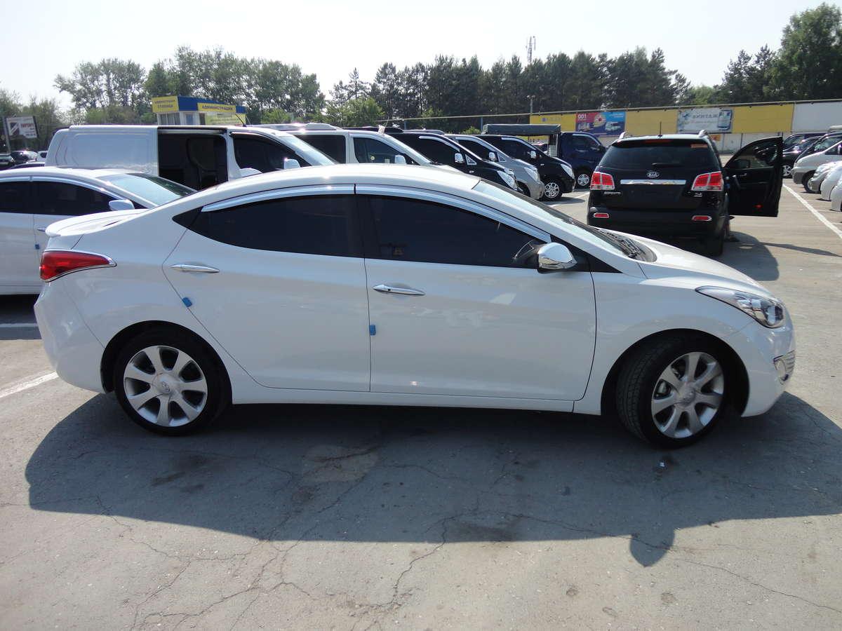 2011 Hyundai Avante Pics 1 6 Gasoline Ff Automatic For Sale